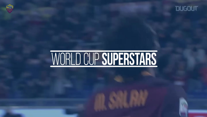 World Cup Superstars: Mohamed Salah