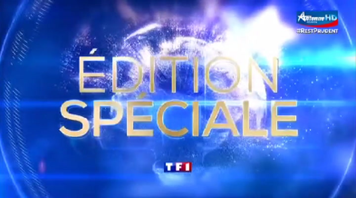 Replay Edition speciale tf1 - Mercredi 28 Octobre 2020