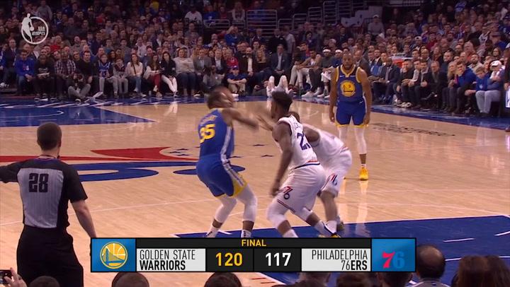 El resumen de la jornada de la NBA del 03/03/2019