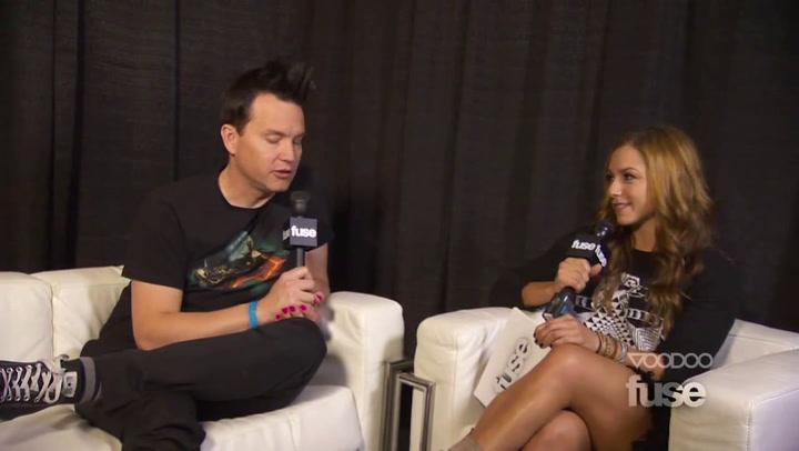 Festivals: Voodoo: Blink-182's 'Neighborhoods' Is Dark - And Mark Hoppus Likes It - Voodoo 2011