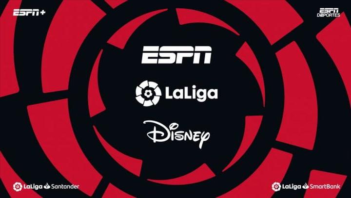Histórico acuerdo de LaLiga con ESPN para que se vea el fútbol liguero en Estados Unidos y Canadá