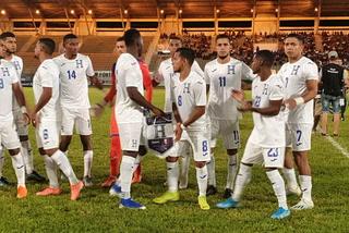 Una deslucida Honduras empata ante Martinica en la Liga de Naciones Concacaf y corta racha de victorias