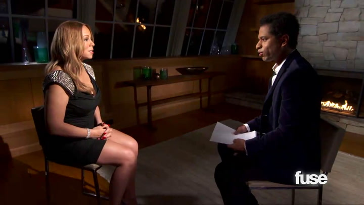 Shows: On The Record: Mariah Carey on Acting: On the Record With Fuse Bonus Feature