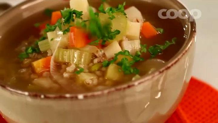 Hvordan lage deilig og sunn grønnsakssuppe