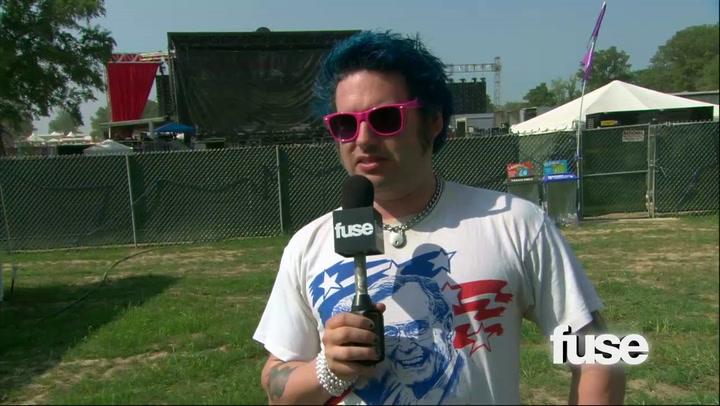 Fat Mike: New Music - Bonnaroo 2011