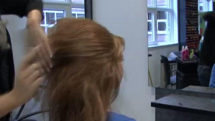 Hvordan lage volum i håret