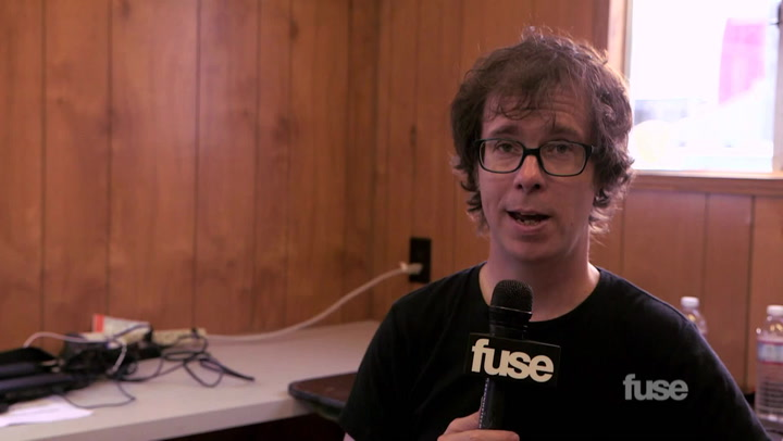 Bonnaroo 2015: Ben Folds At Bonnaroo 2015