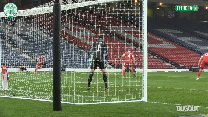 Ryan Christie's stunner against Aberdeen