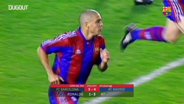 Ronaldo'nun Atletico Madrid Karşısında Yaptığı Hat-Trick
