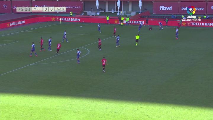 LaLiga SmartBank (J.3): Mallorca 1-0 Sabadell