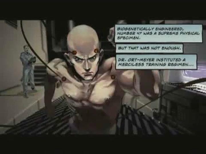 Animated Origin Story; Episode 2