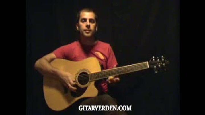 Hvordan stemme en gitar