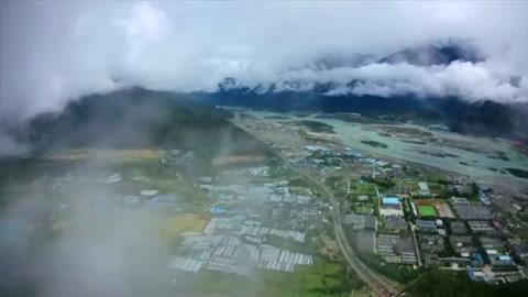 Primera visita de un presidente chino a Tíbet en 31 años