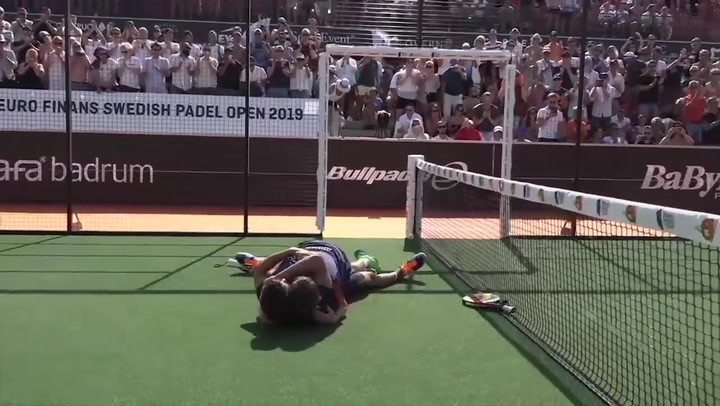 Resumen Final Paquito/Lebrón Vs Stupa/Mati Euro Finans Swedish Padel Open 2019