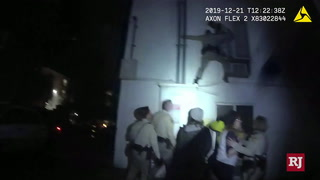 Alpine Motel fire footage obtained by Review-Journal – VIDEO