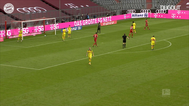 Lewandowski's double helps hammer Köln
