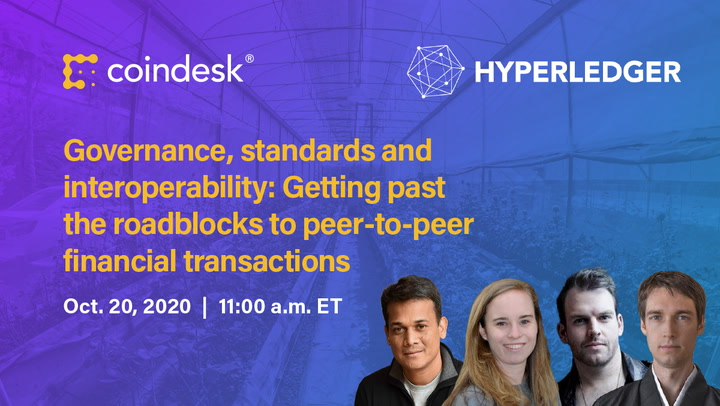 Governance, Standards and Interoperability: Getting Past the Roadblocks to Peer-to-Peer Financial Transactions