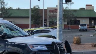 Las Vegas police investigate fatal crash at Rainbow and Lake Mead