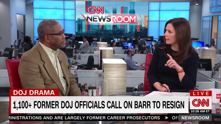 Dem Rep. Meeks: 'I Have Long Thought' Barr Should Resign