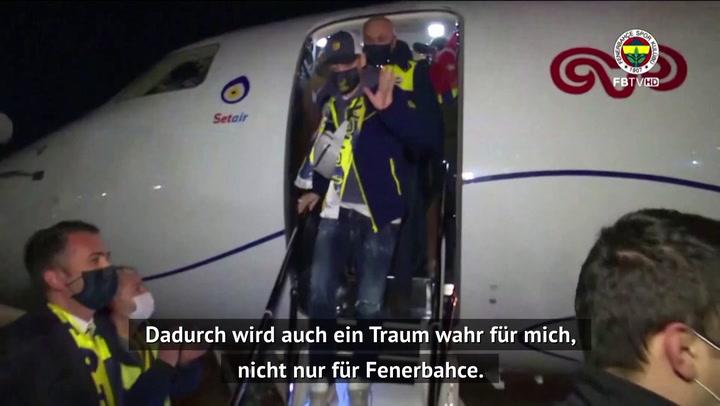 """Özil über Fener-Wechsel: """"Ein Traum wird wahr"""""""
