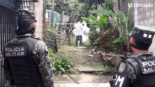 Hallan dos cadáveres en fosa clandestina ubicada en la colonia Óscar A. Flores