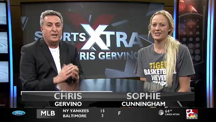 Sophie Cunningham joins Sports Xtra