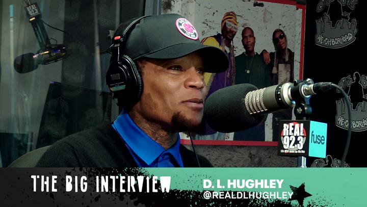 D.L. Hughley Sends His Well Wishes to A-Rod and JLo and Talks Married Life