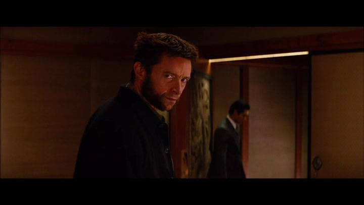 The Wolverine - DVD Clip No. 1