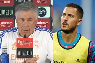 ¿Qué le pasa a Hazard? Ancelotti revela por qué el belga no jugó ante el Inter y su reacción sobre Camavinga