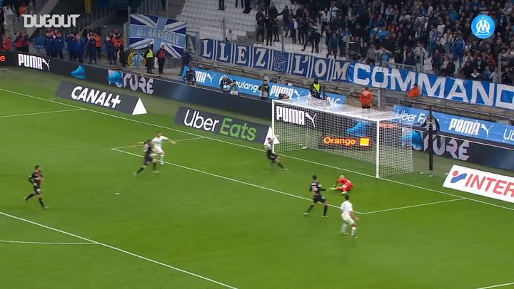 All Benedetto's goals vs Nîmes