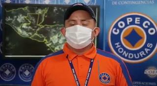 Condiciones atmosféricas secas y estables en la mayor parte de Honduras