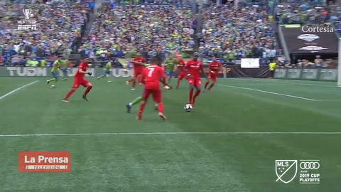 Video: Seatle Sounders se consagra campeón de la MLS de Estados Unidos