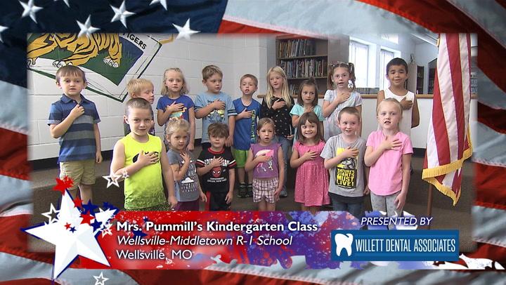 Wellsville-Middletown R-1 School - Mrs. Pummill - Kindergarten