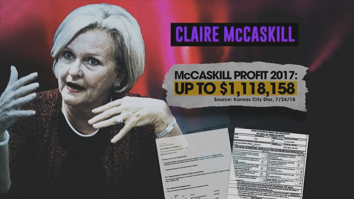 TARGET 8 Fact Check: Ad claims McCaskill awards husband millions in subsidies