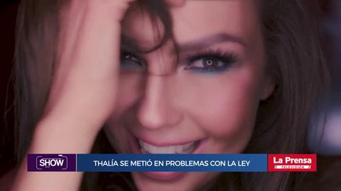 Show, resumen del 31-10-2018. Thalía se metió en problemas con la ley