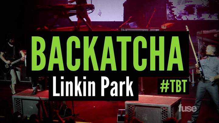 Backatcha: Linkin Park's Chester Bennington Reminisces