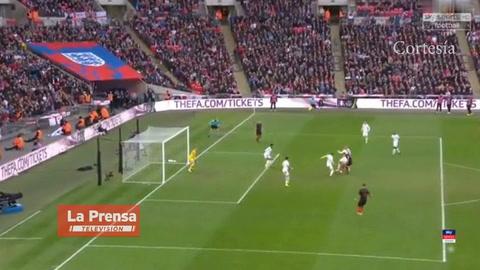 Inglaterra 2-1 Croacia (Liga de Naciones Uefa)
