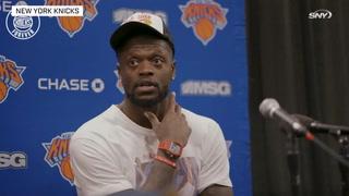 Knicks vs Magic: Knicks' red-hot shooting vanquishes Magic   Knicks Post Game