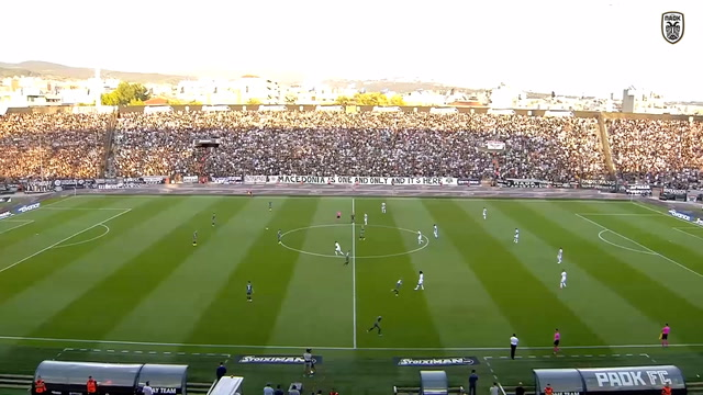 Highlights: PAOK 2-2 Ajax