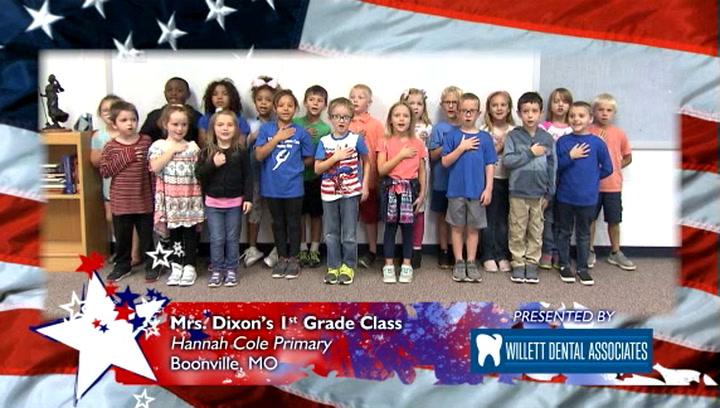 Hannah Cole Primary - Mrs. Dixon's - 1st Grade
