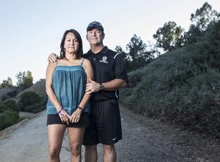 Parents recount horrifying scene, emotions during escape