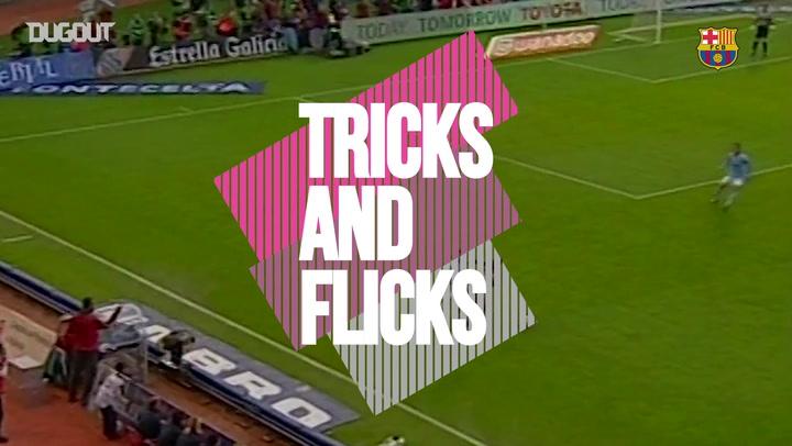Tricks And Flicks: Ronaldinho Vs Celta Vigo