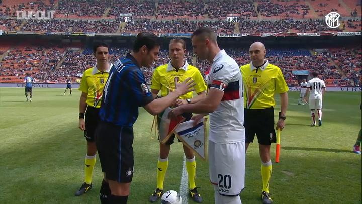 Inter edge nine-goal thriller against Genoa CFC