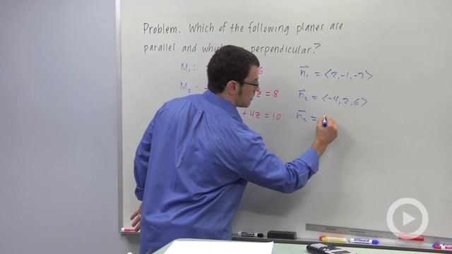 The Angle Between Planes - Problem 1
