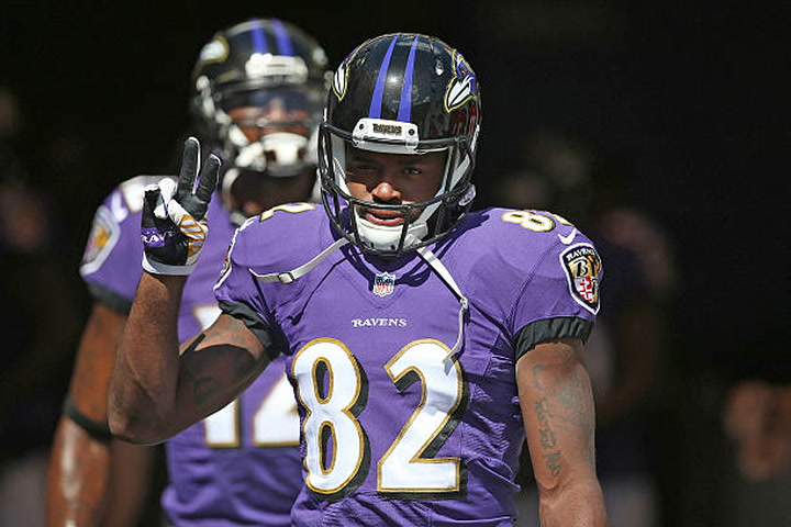 Former Ravens WR Torrey Smith announces retirement in touching video