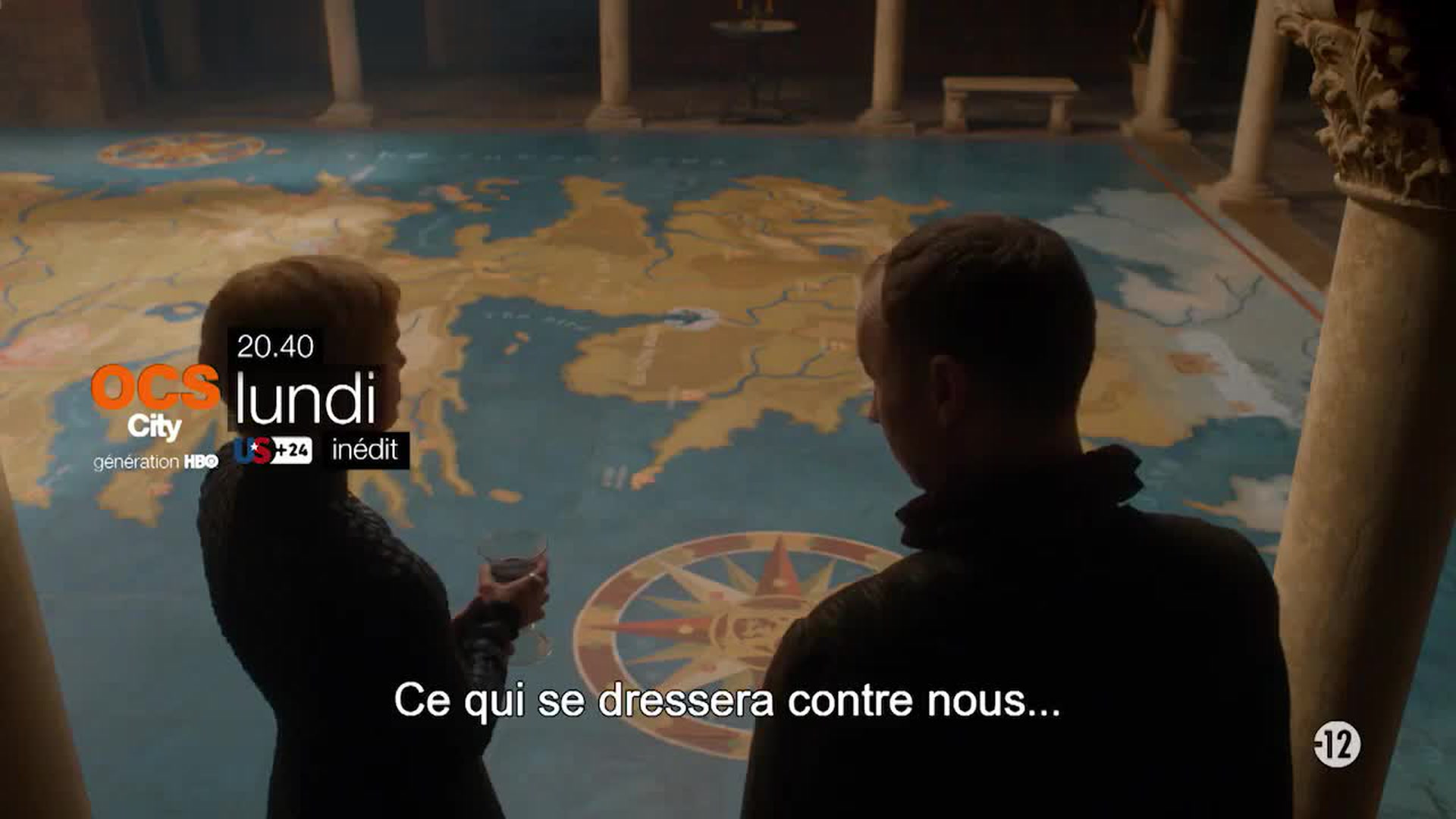 Game of Thrones : A Fort-Levant