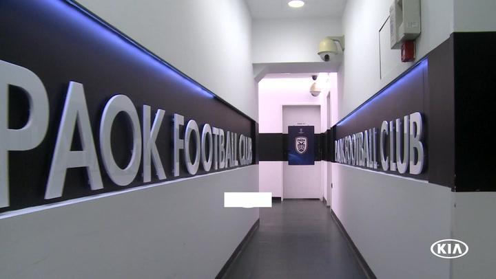 Kia Motors Home Fans: PAOK FC