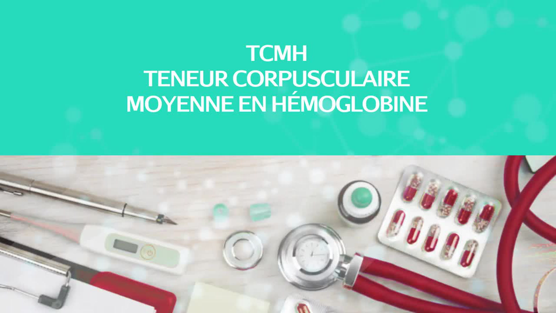 ccmh analyse sanguine