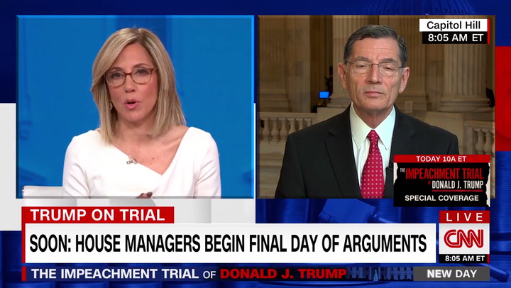 GOP Sen. Barrasso: Dems 'Interfering' with Election Process with Impeachment