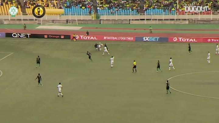 Soufiane Rahimi secures narrow victory over Vita Club